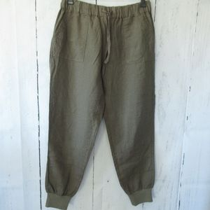 Joie Stuva Jogger Pants Linen